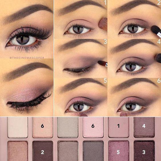 image3-35 | Лучшие идеи макияжа со схемами — 15 фото!