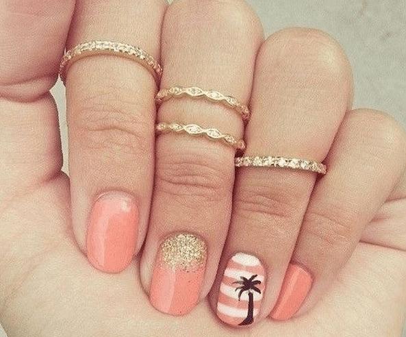 image1   Стильный маникюр на короткие ногти