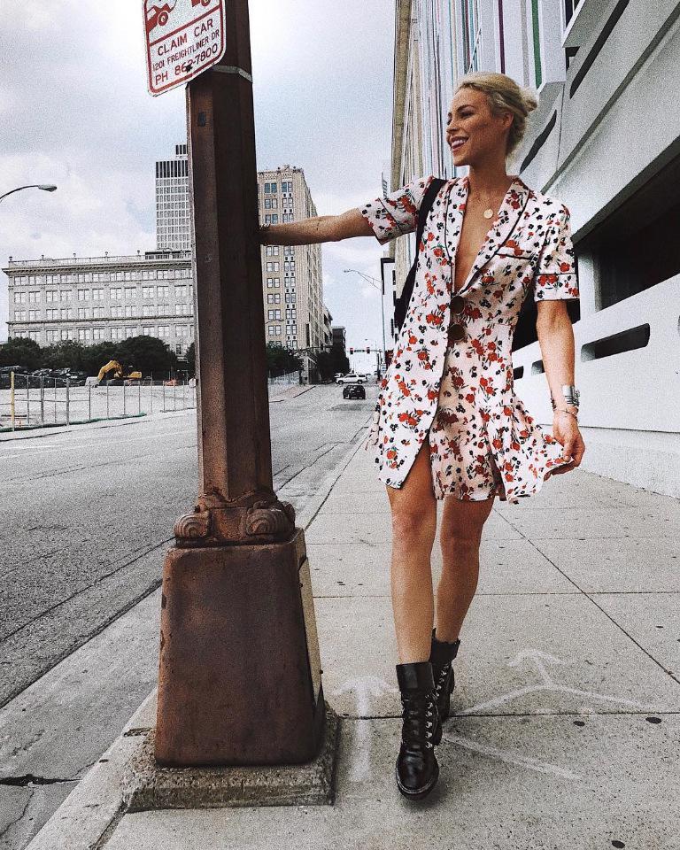 image26-6 | Модные блоги: образы с платьями, которые вам точно понравятся