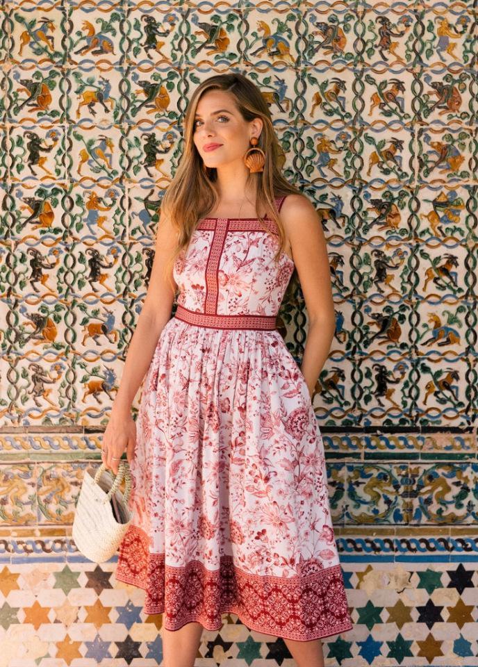 image55-1 | Модные блоги: образы с платьями, которые вам точно понравятся