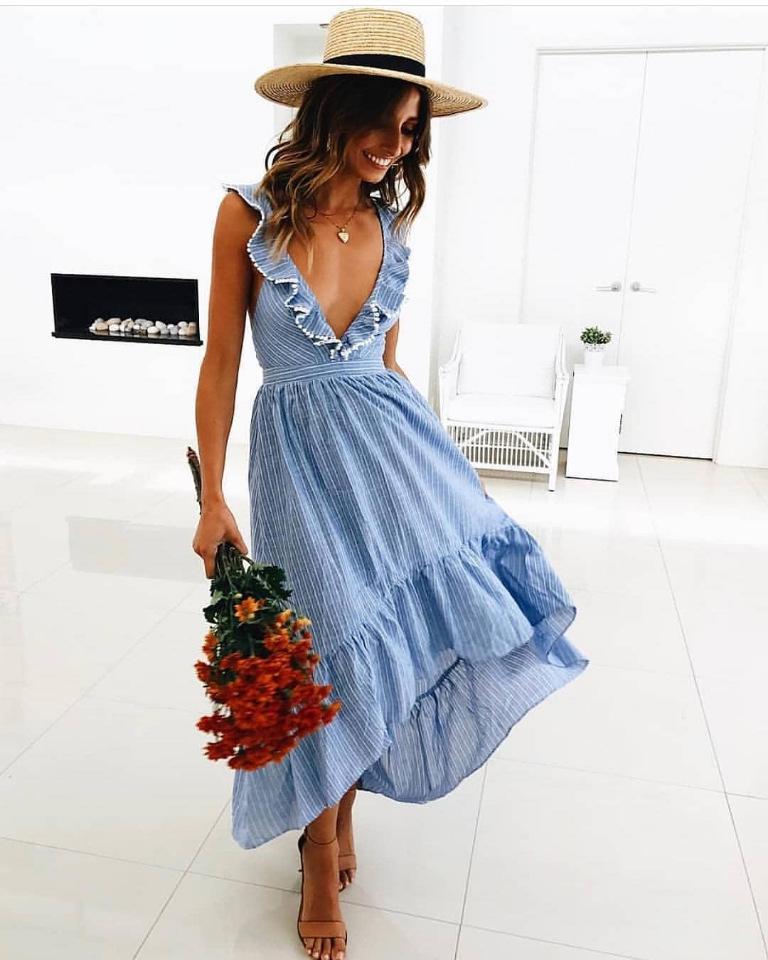 image76 | Модные блоги: образы с платьями, которые вам точно понравятся