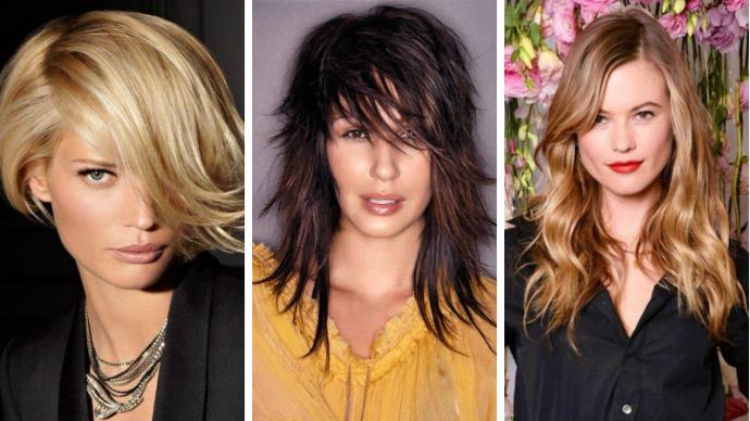 Новая ты: многослойные стрижки на волосы разной длины