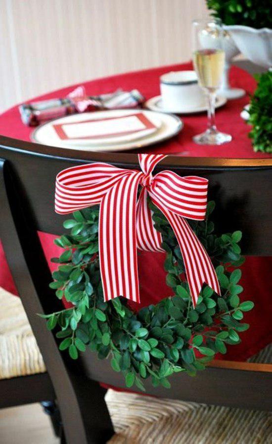 image13-4 | Как украсить стулья к Новому году