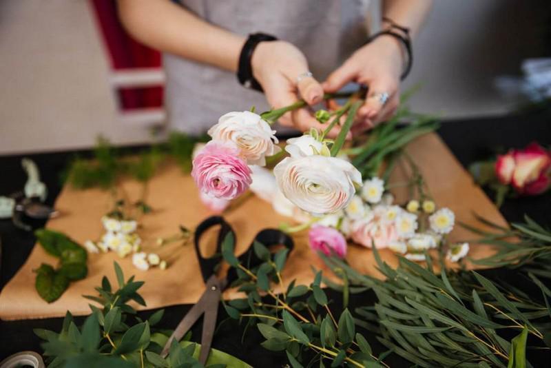 kraft-flowers-2 | Крафтовые букеты — современно, стильно, экологично