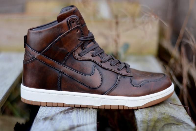 leather-sneaker-002 | Кожаные мужские кроссовки — must have для любого гардероба