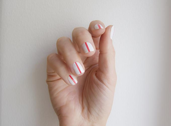 image10-14 | 25 простых узоров на ногтях для начинающих