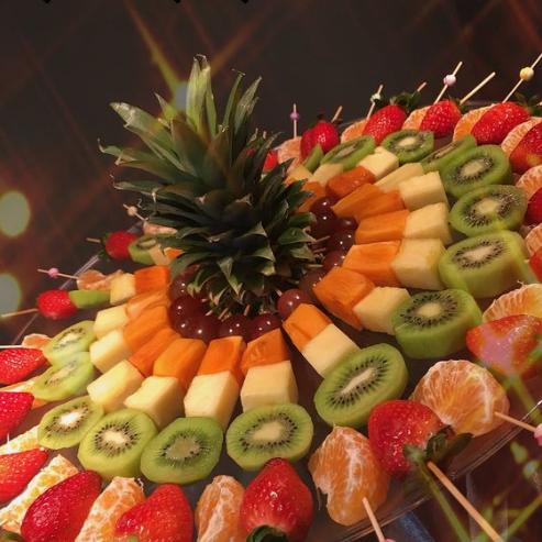 image18 | Оформление нарезки на праздничный стол