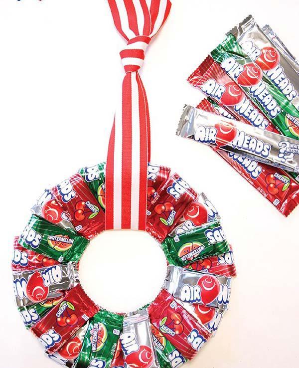 image19-1   Рождественские и Новогодние украшения из втросырья своими руками