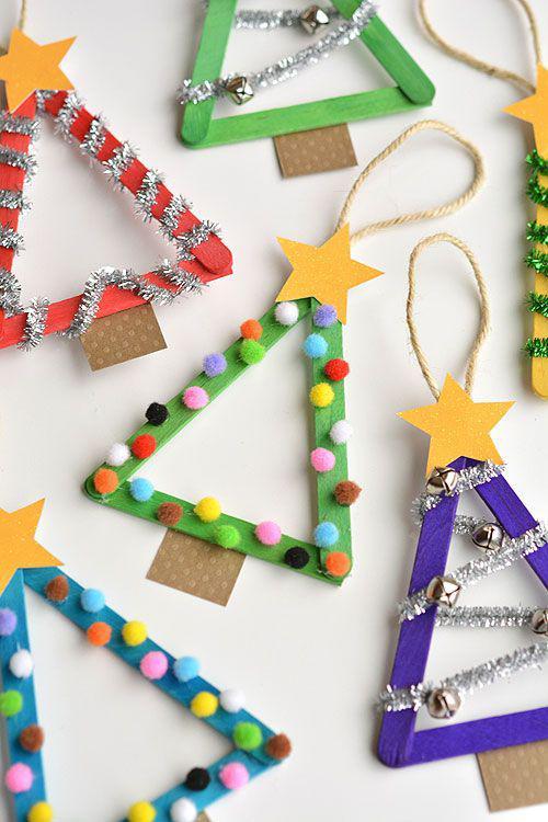 image2-7   Рождественские и Новогодние украшения из втросырья своими руками