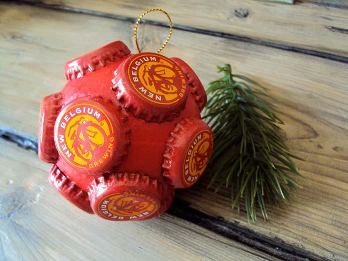image24-1   Рождественские и Новогодние украшения из втросырья своими руками