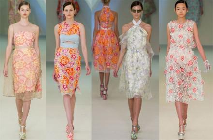 image19-3 | Летние платья с цветочным принтом: тренды 2019 года от известных домов моды