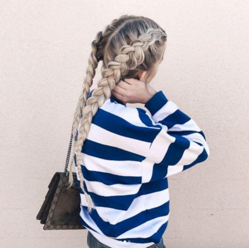 image20-19 | Back to School: 37 идей для причесок с косами
