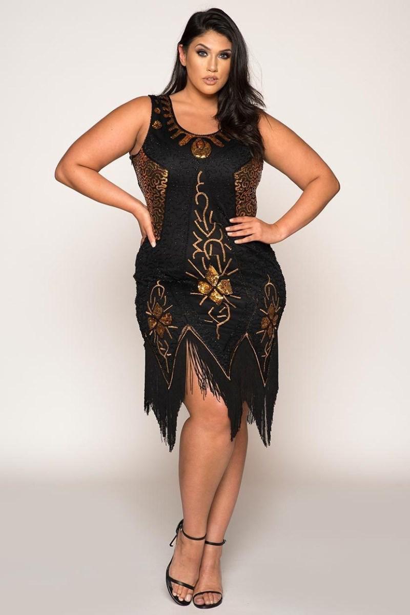 image31-5 | 39 стильных и элегантных платьев для полных женщин