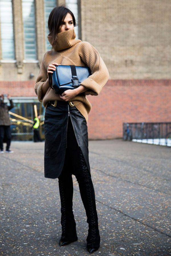 image4-3 | Как носить юбки зимой