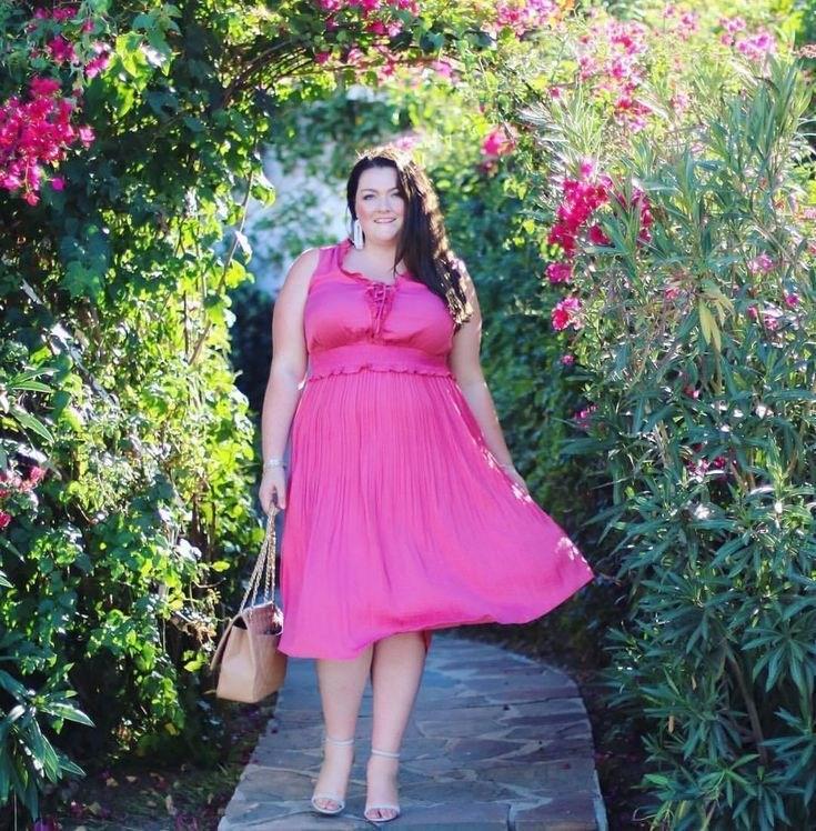 image5-22 | 39 стильных и элегантных платьев для полных женщин