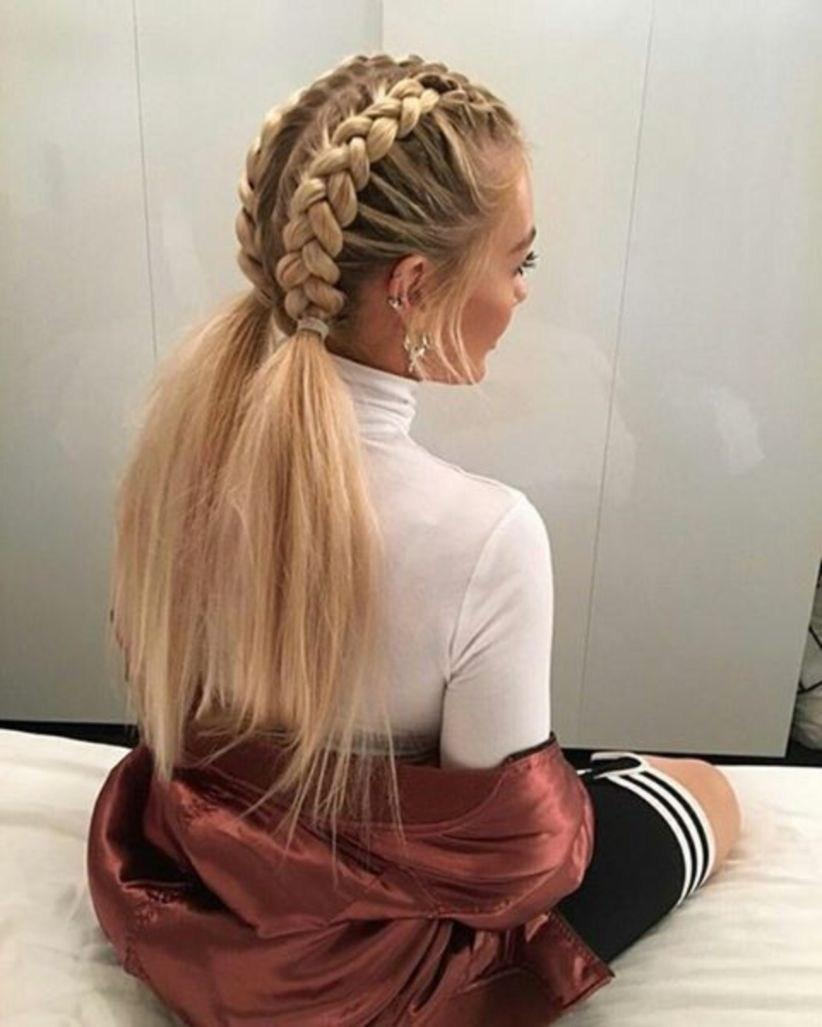 image6-30 | Back to School: 37 идей для причесок с косами
