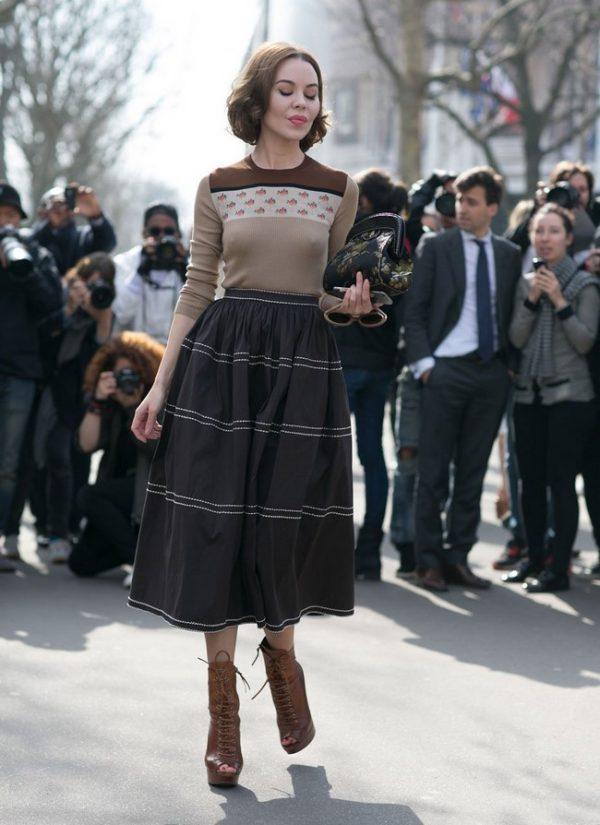 image7-3 | Как носить юбки зимой