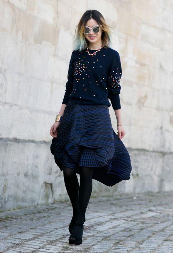 image8-3 | Как носить юбки зимой