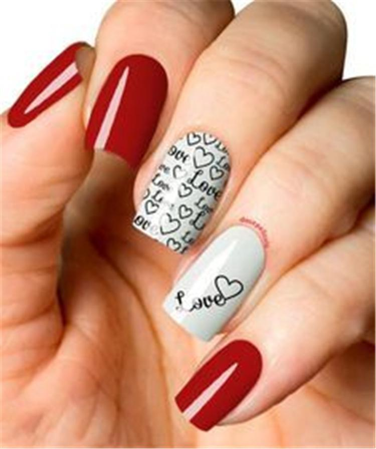 image10-17   Весенние идеи маникюра на квадратные ногти