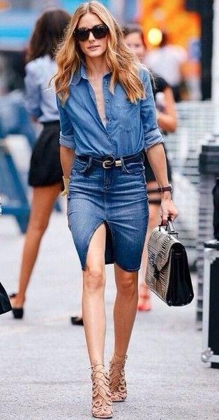 image11-11 | Как носить джинсы этой весной — 39 образов с фото
