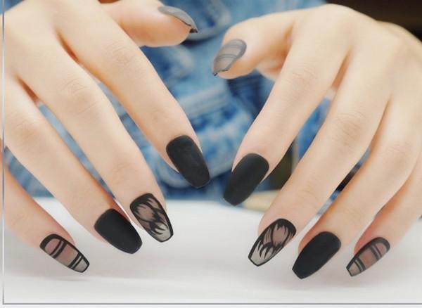 image13-6 | Ногти балерины — 40 лучших идей маникюра