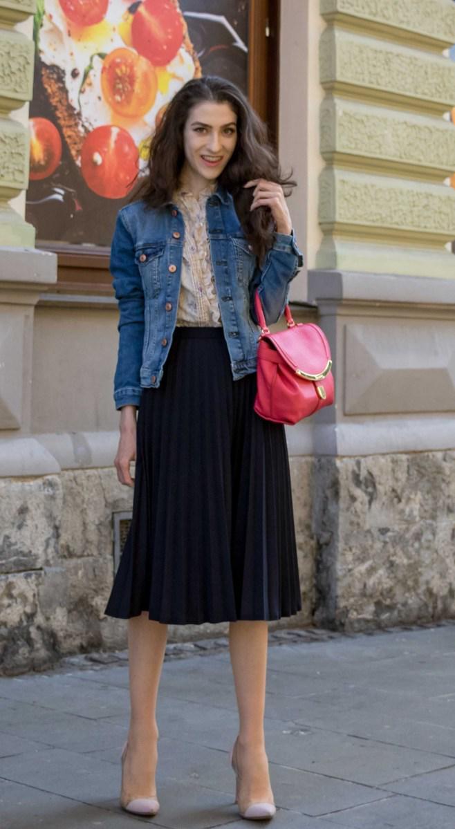 image14-10 | Как носить джинсы этой весной — 39 образов с фото