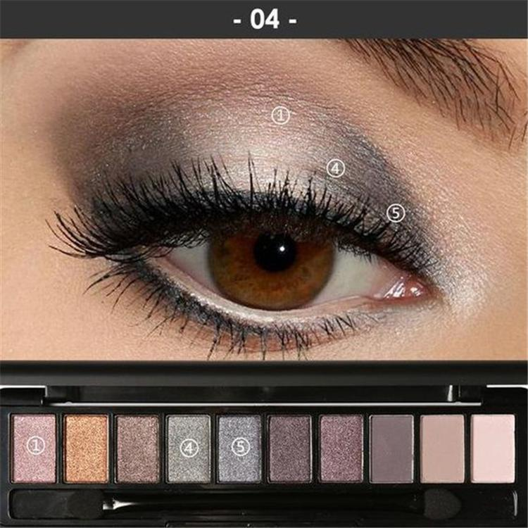 image18-23 | 23 идеи макияжа смоки айс пошагово