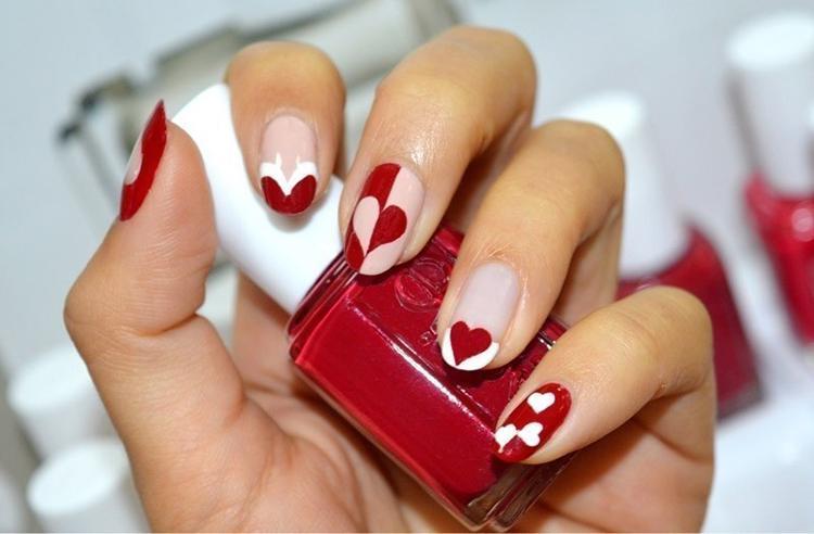 image30-9 | Самые романтичные идеи маникюра для Дня Святого Валентина