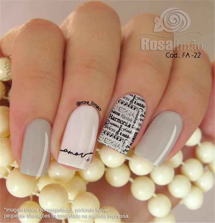 image6-17   Весенние идеи маникюра на квадратные ногти