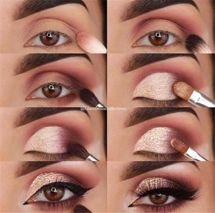 image6-25 | 23 идеи макияжа смоки айс пошагово
