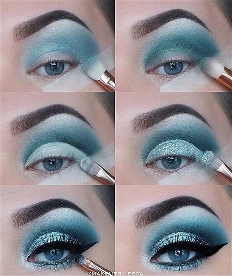 image7-26 | 23 идеи макияжа смоки айс пошагово