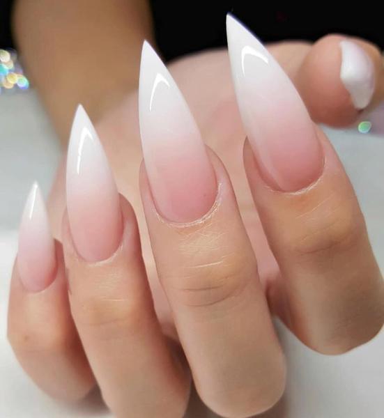 image8-5 | Лучшие идеи маникюра на острые ногти, которые вы должны попробовать