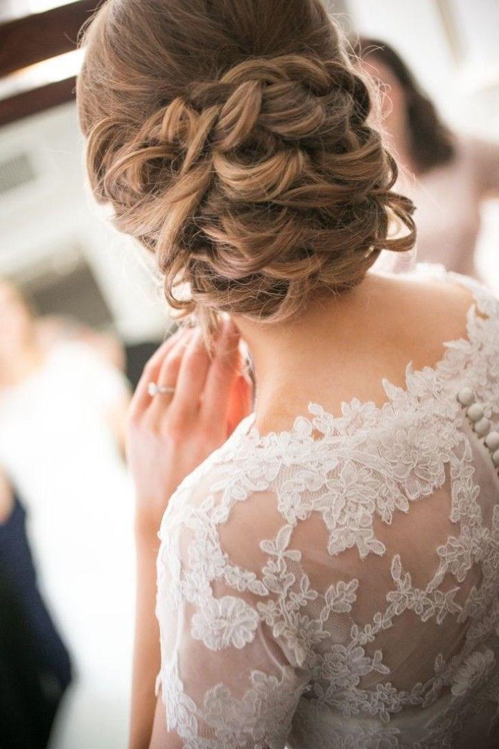 image17-12 | 39 элегантных свадебных причесок