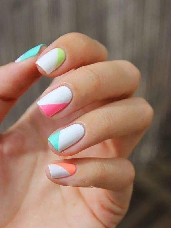 image22-9 | 39 обворожительных идей дизайна ногтей на предстоящую весну