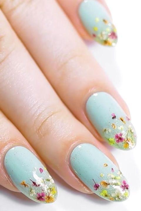 image24-9 | 39 обворожительных идей дизайна ногтей на предстоящую весну