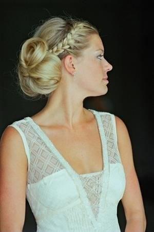image26-12 | 39 элегантных свадебных причесок