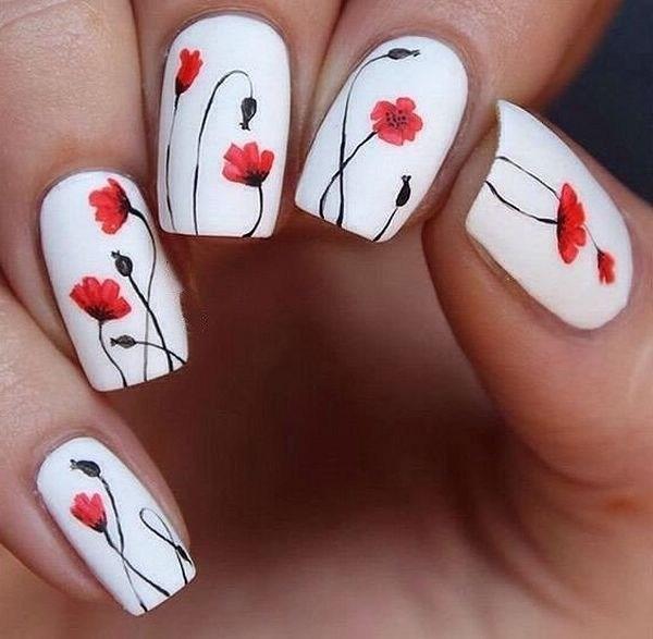 image26-9 | 39 обворожительных идей дизайна ногтей на предстоящую весну