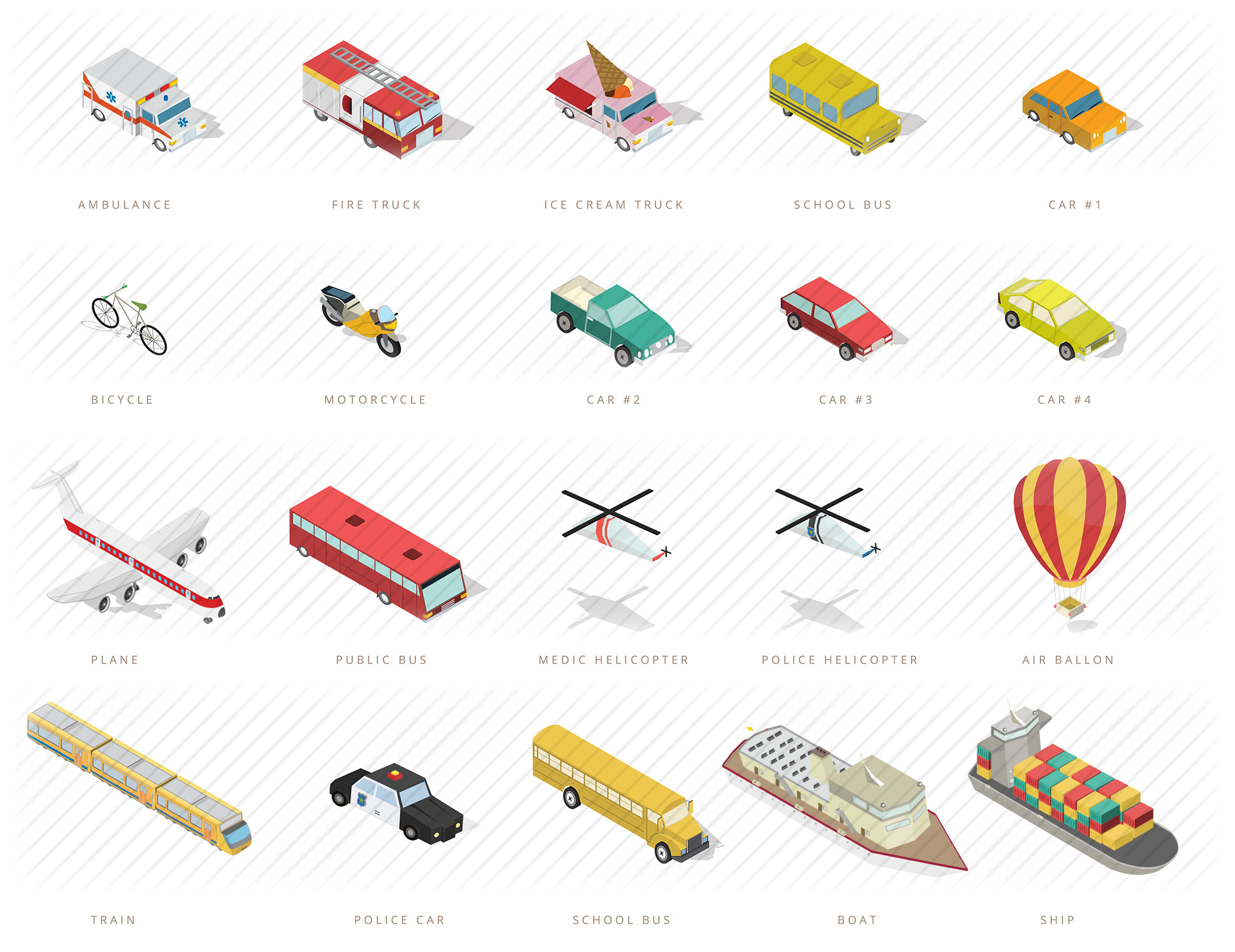 Map Pin In A Map Free Vector Instantshift Beautiful Free: Isometric Map Builder Elements