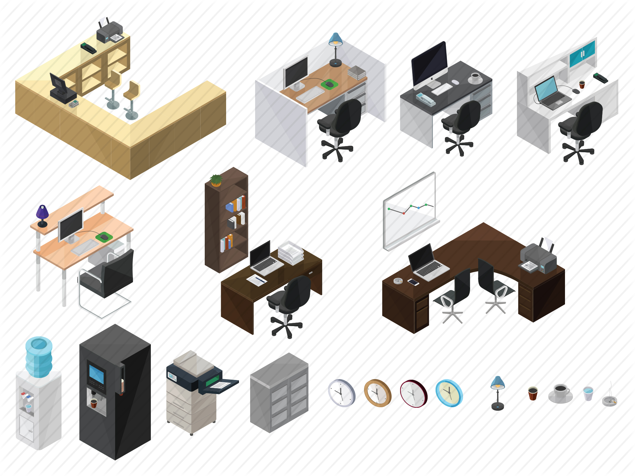 Office-Isometric-Home-preview
