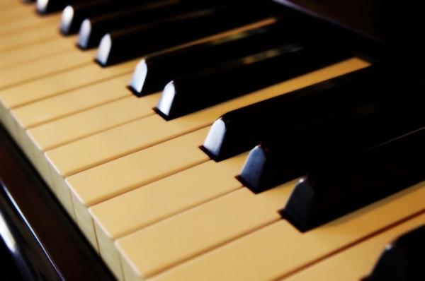 ピアニストは狭き門