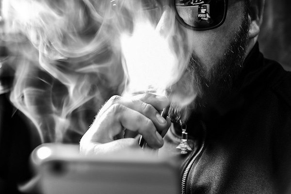 口臭予防ならば電子タバコ