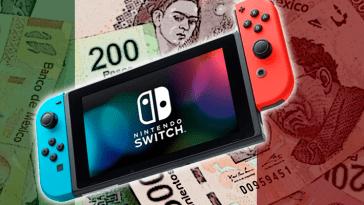 Nintendo Switch Precio en México