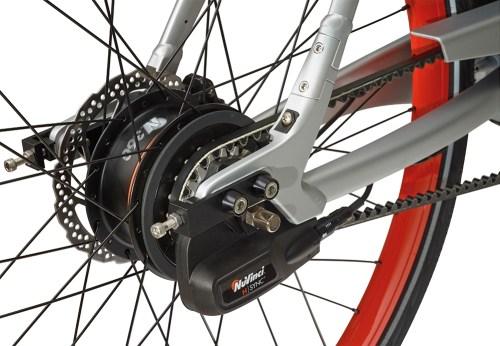 Bici eléctrica Piaggio Wi-Bike
