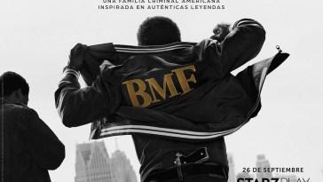 "STARZPLAY lanza la serie Black Mafia Family, producida por Curtis ""50 Cent"" Jackson"