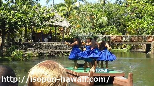 カヌーページェント1.ハワイ