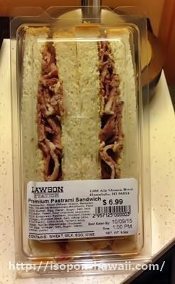 lawason sandwich