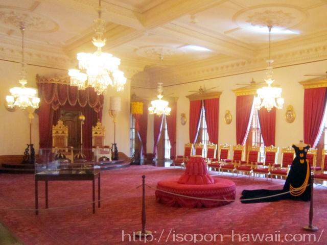 イオラニ宮殿1