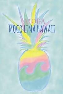モコリマハワイのギフトカード
