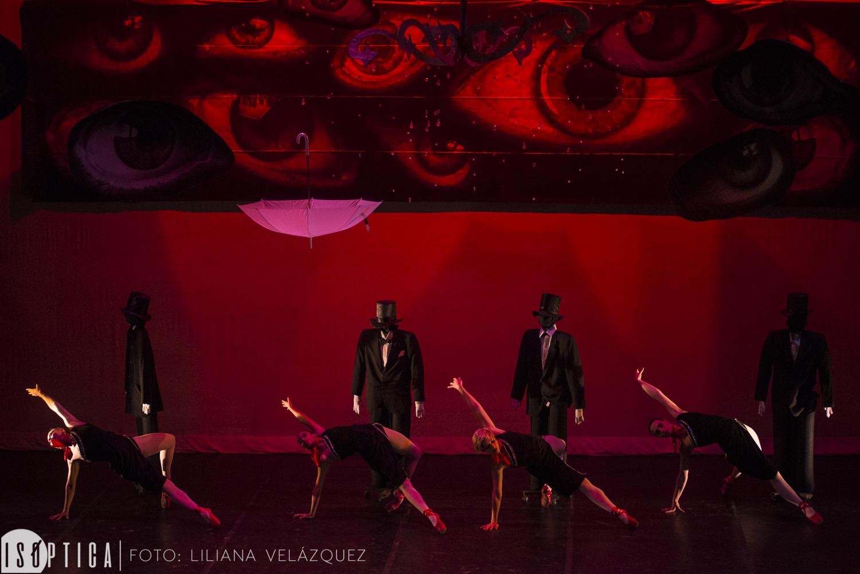"""""""Sueño y estoy despierto"""" Ballet Surrealista"""
