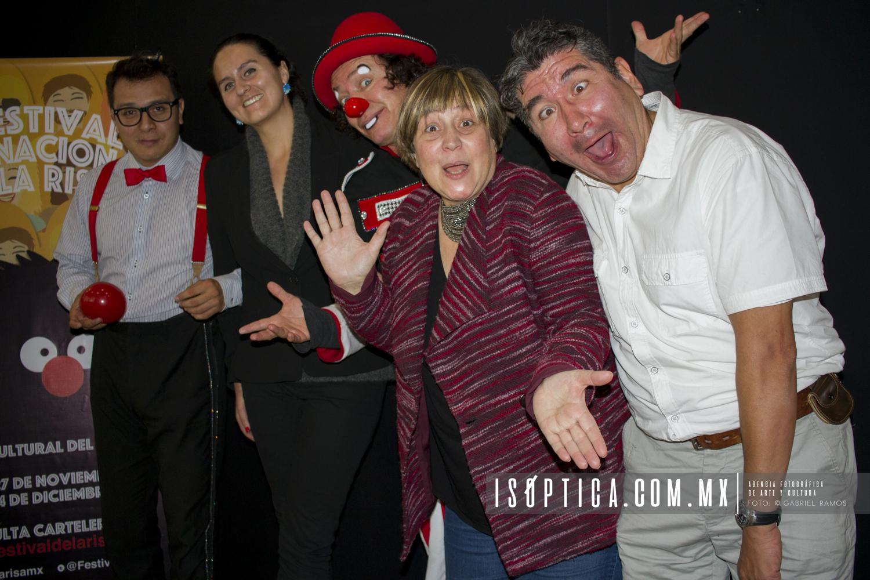 Festival de la Risa_Conferencia_Foto_Gabriel Ramos_Isoptica